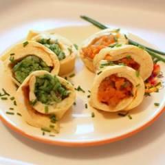 фото рецепта Омлет с овощами