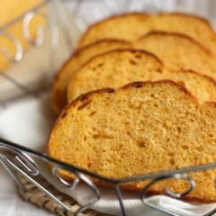 фото рецепта Тыквенный хлеб
