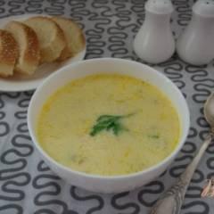 Грибной суп в одной кастрюле