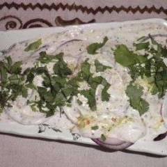 фото рецепта Сельдь в сметанном соусе