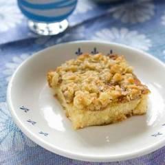 фото рецепта Шведский пирог Тоска