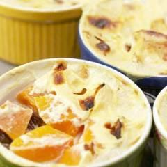фото рецепта Запеченная тыква с изюмом