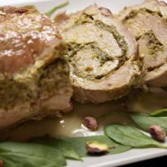 фото рецепта Рулет из свинины