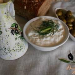 "фото рецепта Греческий соус ""Дзадзики"""