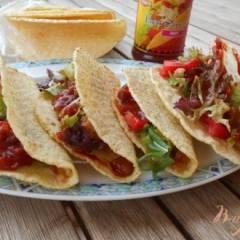 Мексиканские такос по-домашнему