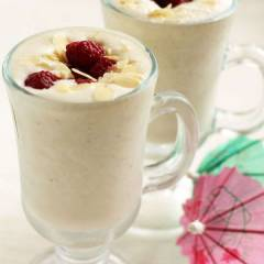 фото рецепта Молочный коктейль с мороженым