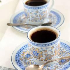 фото рецепта Карамельный кофе в турке
