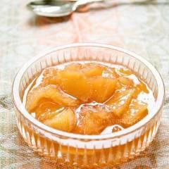 фото рецепта Варенье из айвы с корицей
