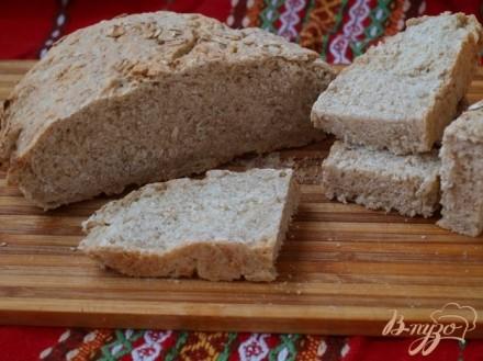 Хлеб из овсянки