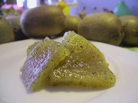 Желе-варенье из киви
