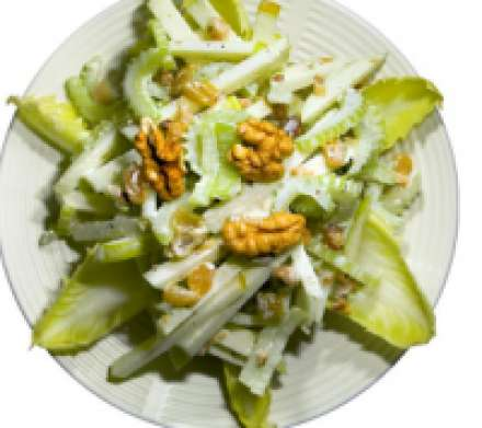 Салат из сельдерея для похудения