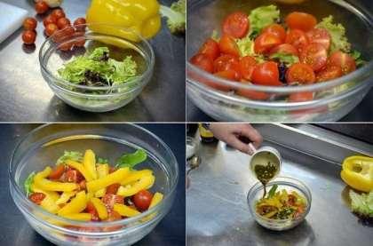 Тщательно перемешайте все ингредиенты и через 1-2 минуты снимайте мясо с огня.